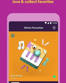Spotify Kids Ekran Görüntüleri - 2