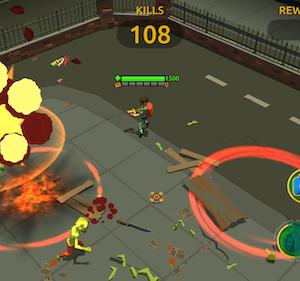 Zombie Blast Crew Ekran Görüntüleri - 1