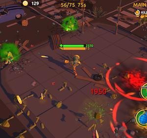 Zombie Blast Crew Ekran Görüntüleri - 2