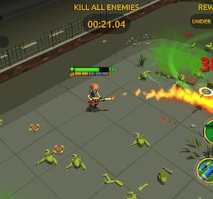Zombie Blast Crew Ekran Görüntüleri - 5