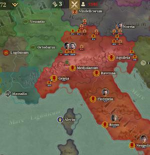 Great Conqueror: Rome Ekran Görüntüleri - 2
