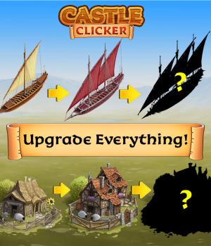 Castle Clicker Ekran Görüntüleri - 3