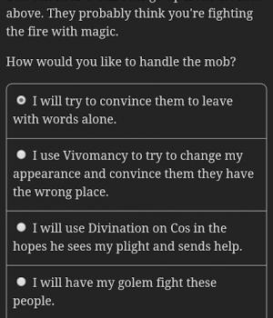 Choice of Magics Ekran Görüntüleri - 1