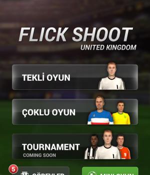 Flick Shoot Uk Ekran Görüntüleri - 1