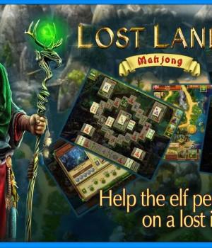 Lost Lands: Mahjong Ekran Görüntüleri - 2