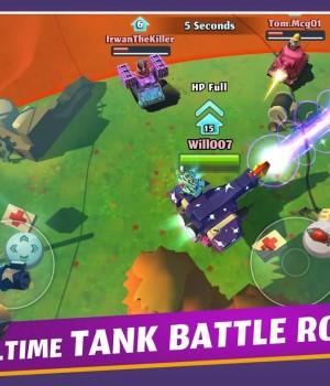 PvPets: Tank Battle Royale Ekran Görüntüleri - 2