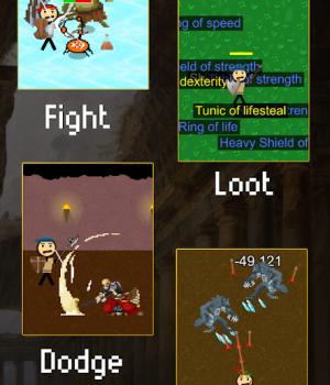 Rogue Dungeon RPG Ekran Görüntüleri - 2