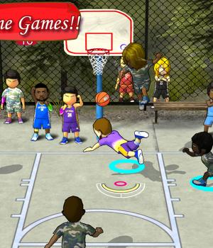 Street Basketball Association Ekran Görüntüleri - 1