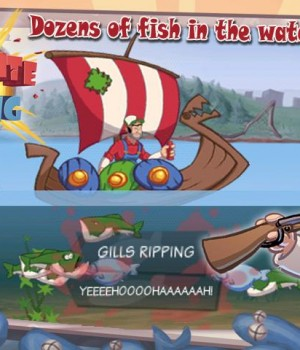 Super Dynamite Fishing Ekran Görüntüleri - 1
