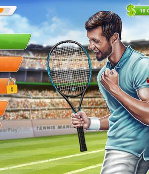 Tennis Mania Mobile Ekran Görüntüleri - 1