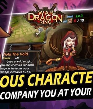 War of Dragon Ring Ekran Görüntüleri - 1