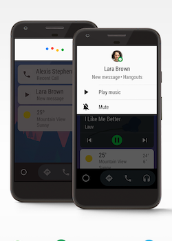Android Auto Ekran Görüntüleri - 3