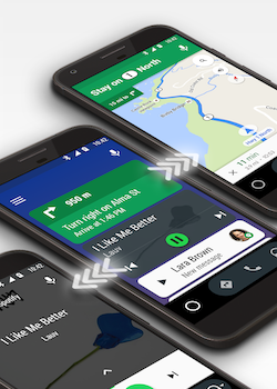 Android Auto Ekran Görüntüleri - 4