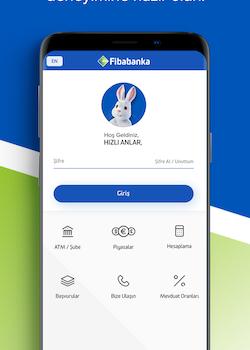 Fibabanka Mobil Ekran Görüntüleri - 3