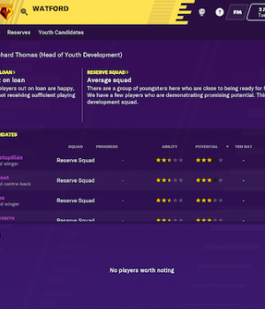 Football Manager 2020 Touch Ekran Görüntüleri - 2