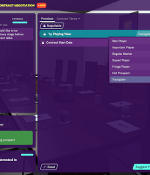 Football Manager 2020 Touch Ekran Görüntüleri - 3