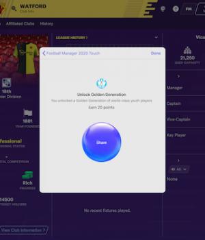 Football Manager 2020 Touch Ekran Görüntüleri - 5