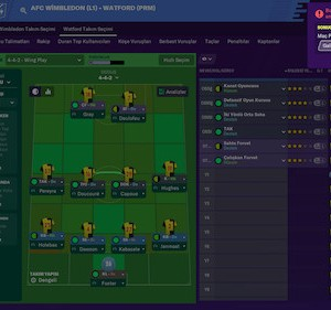 Football Manager 2020 Touch Ekran Görüntüleri - 7