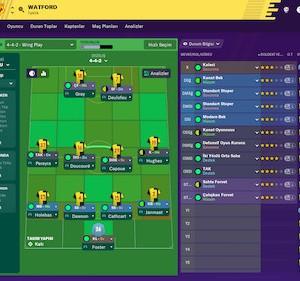 Football Manager 2020 Touch Ekran Görüntüleri - 8