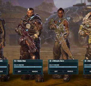 Gears Tactics Ekran Görüntüleri - 2