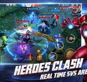 MARVEL Super War Ekran Görüntüleri - 2