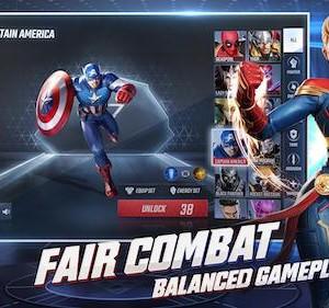 MARVEL Super War Ekran Görüntüleri - 3