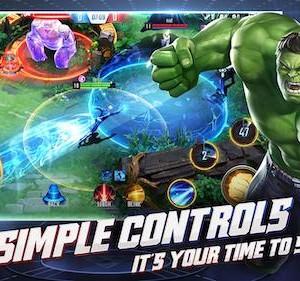 MARVEL Super War Ekran Görüntüleri - 4