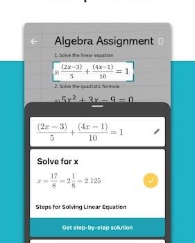 Microsoft Math Solver Ekran Görüntüleri - 2
