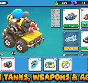 Pico Tanks Ekran Görüntüleri - 5