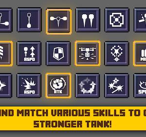 Tank Block Blast Ekran Görüntüleri - 3