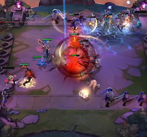 Teamfight Tactics Ekran Görüntüleri - 5