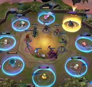Teamfight Tactics Ekran Görüntüleri - 6