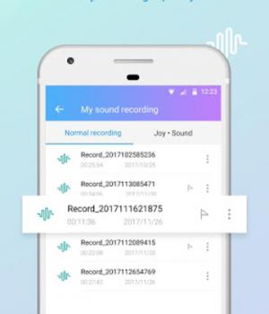 Sound Recorder Ekran Görüntüleri - 5