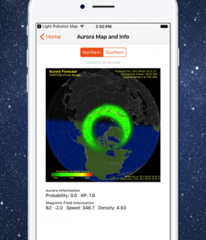 Light Pollution Map Ekran Görüntüleri - 3