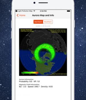Light Pollution Map Ekran Görüntüleri - 8