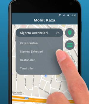 Mobil Kaza Tutanağı Ekran Görüntüleri - 1