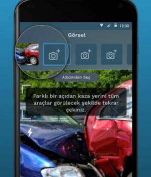 Mobil Kaza Tutanağı Ekran Görüntüleri - 3