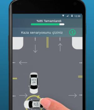 Mobil Kaza Tutanağı Ekran Görüntüleri - 5