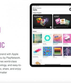 Apple Music For Business Ekran Görüntüleri - 4
