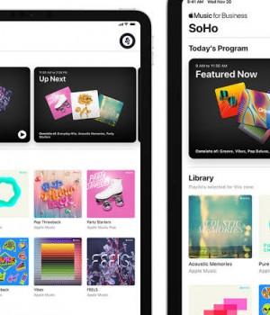 Apple Music For Business Ekran Görüntüleri - 1