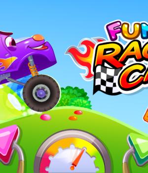 Funny Racing Cars Ekran Görüntüleri - 2