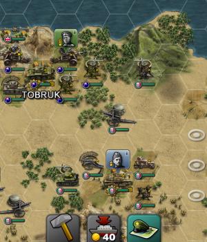 Glory of Generals HD Ekran Görüntüleri - 2