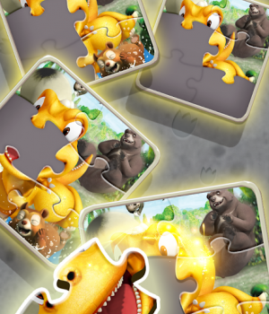 GON: Match 3 Puzzle Ekran Görüntüleri - 2