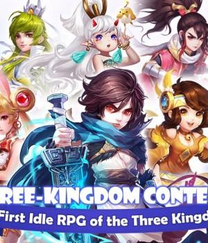 Idle Three Kingdoms Ekran Görüntüleri - 2