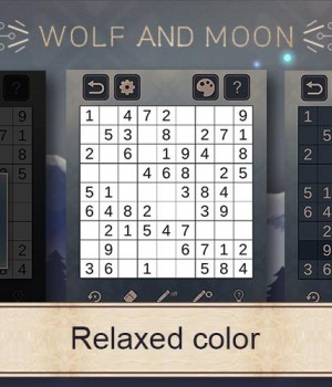 Wolf And Moon Ekran Görüntüleri - 1