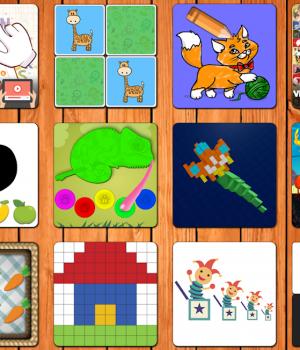 Çocuk Eğitimi Oyunu - 3