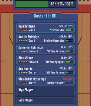 Hoop League Tactics - 4
