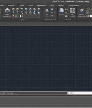 GstarCAD Ekran Görüntüleri - 1