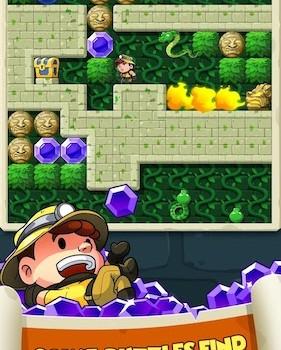 Diamond Quest: Don't Rush! Ekran Görüntüleri - 1