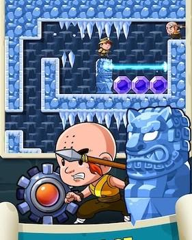 Diamond Quest: Don't Rush! Ekran Görüntüleri - 4
